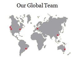 Global Team Map